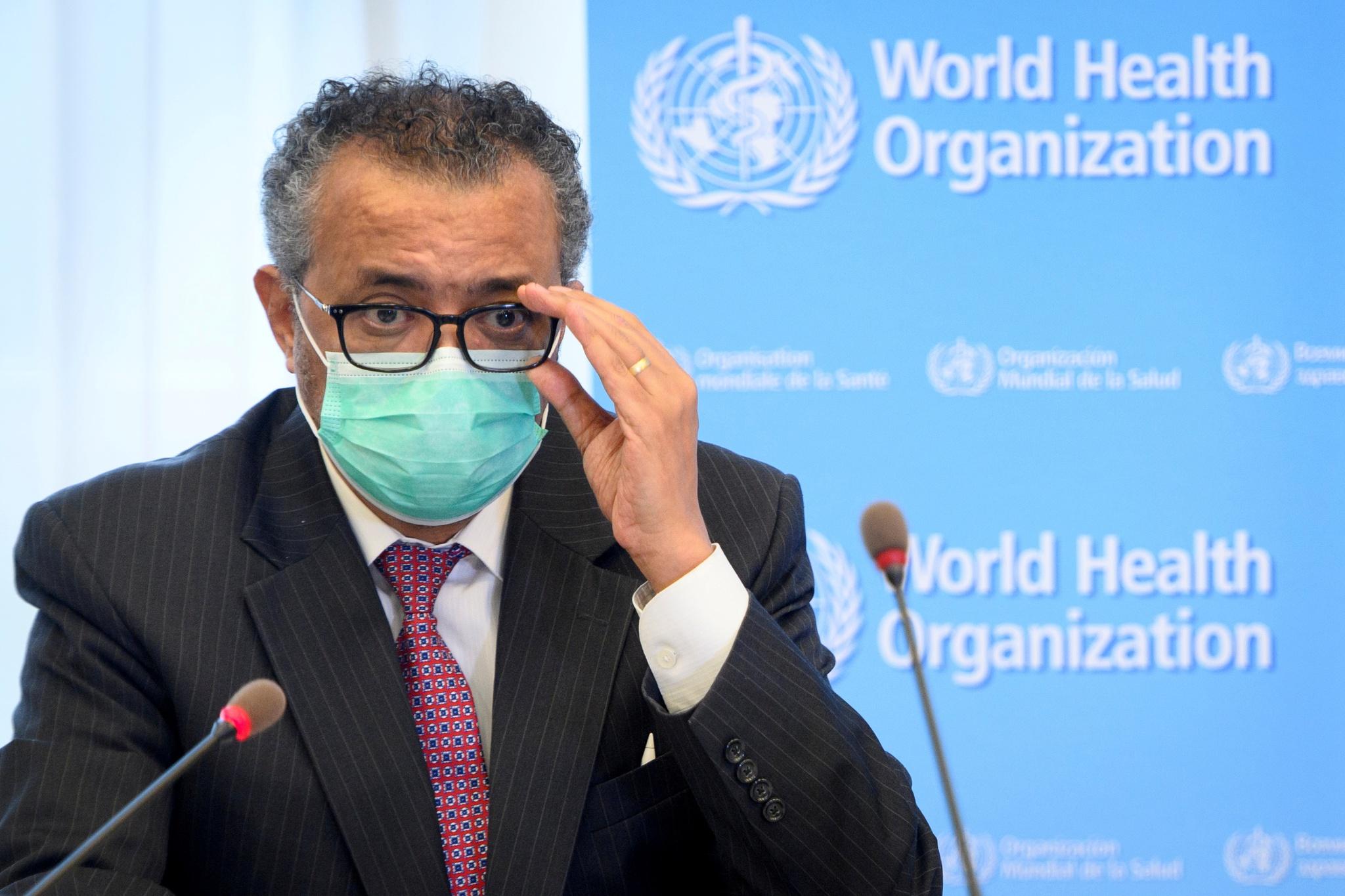 Tổng giám đốc WHO: Chưa thể loại trừ khả năng Covid-19 rò rỉ từ phòng thí nghiệm