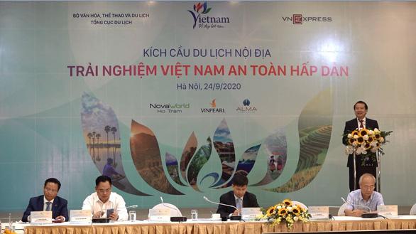 Du lịch Việt Nam tìm giải pháp kích cầu sau khi kiểm soát được COVID-19