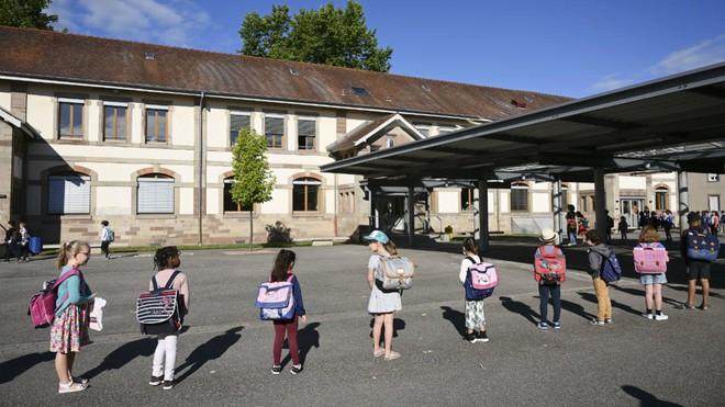 Nghiên cứu mới: Mở cửa trường học có thể không làm tăng số ca Covid-19