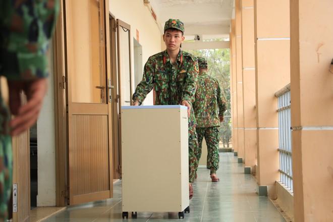 Phòng dịch Covid-19, TP.HCM lập 5 khu cách ly tập trung do quân đội quản lý