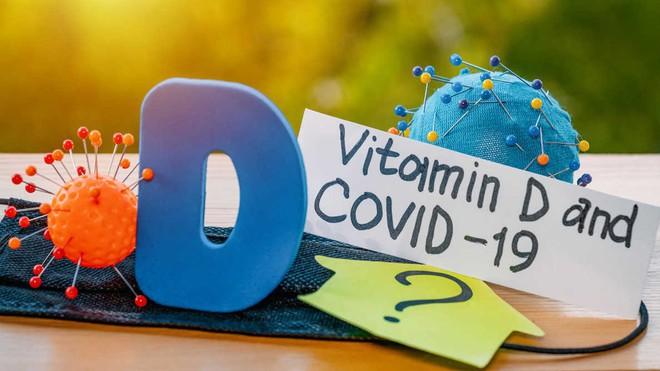 Nguy cơ mắc Covid-19 do thiếu vitamin